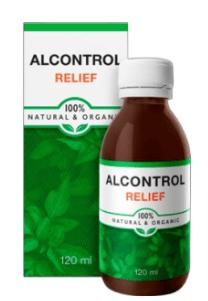 Alcontrol Relief - Recenzje, Jak to działa, Skład, Wyniki, Cena