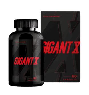 Gigantx - Recenze, Složení, Fórum, Opravdu to funguje, Cena